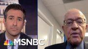 Watch: New Trump Lawyer Dershowitz Reveals Plan For Trump Trial Defense On Live TV | MSNBC 4