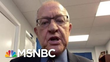 Alan Dershowitz Claims Abuse Of Power Isn't An Impeachable Offense | Hardball | MSNBC 3