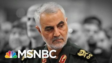Iran Accuses U.S. Of 'International Terrorism' After Military Leader's Death | The 11th Hour | MSNBC 6