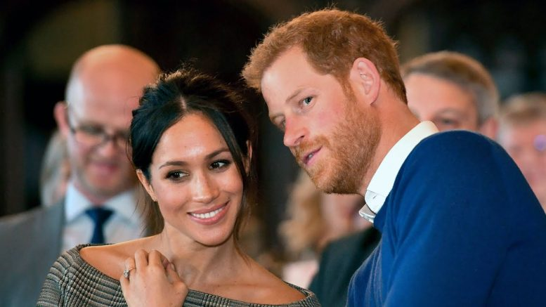 """Harry and Meghan to give up """"royal highness"""" titles, according to statement from Buckingham Palace 1"""