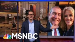 Chris Hayes: Trump Definitely Knows Lev Parnas (And Lev Has Receipts) | All In | MSNBC 5