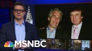 President Donald Trump Picks Jeffrey Epstein Lawyers For Impeachment | All In | MSNBC 4