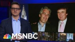 President Donald Trump Picks Jeffrey Epstein Lawyers For Impeachment | All In | MSNBC 9