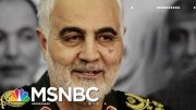'Sleepless Night': Dems Worry After Trump Killing Of Iran Military Leader | The 11th Hour | MSNBC 2