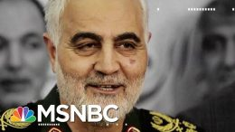 'Sleepless Night': Dems Worry After Trump Killing Of Iran Military Leader | The 11th Hour | MSNBC 1