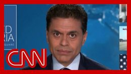 Fareed Zakaria: Trump decided to fold on this 7