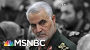 Trump's Pentagon: U.S. Killed Iran's Military Leader Qassem Soleimani | The 11th Hour | MSNBC 2
