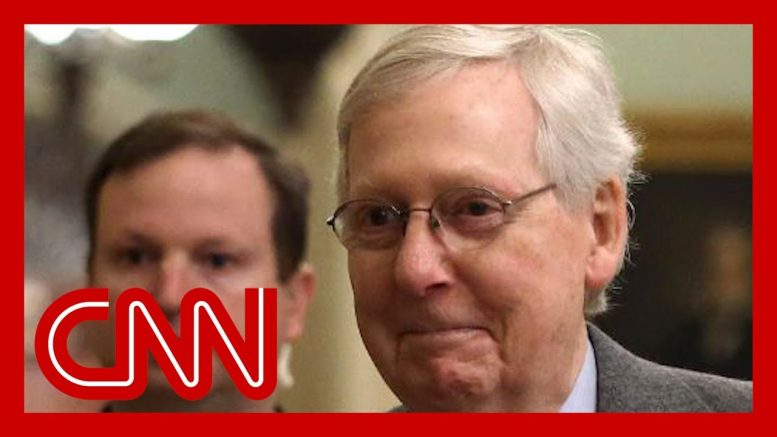 CNN obtains proposed Senate impeachment rules for trial 1