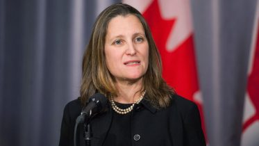 Freeland on Meng case: Canada will honour extradition treaty commitments 6