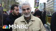 """Sen. Booker: 'This President Has No Larger Strategic Plan"""" In Middle East 
