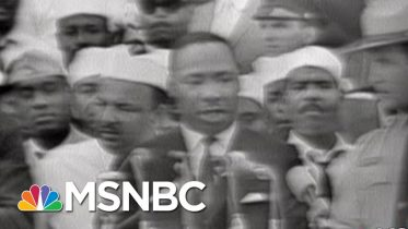 Remembering The Life And Legacy Of Dr.Martin Luther King | Morning Joe | MSNBC 5