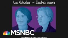 New York Times Editorial Board Breaks With Convention And Endorses Two Candidates | Deadline | MSNBC 5