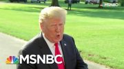 Donald Trump, A Very Stable Genius, Tries To Read The Constitution | All In | MSNBC 4