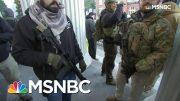 Gun Rights Activists Rally Against Gun Control Legislation In Richmond | All In | MSNBC 5