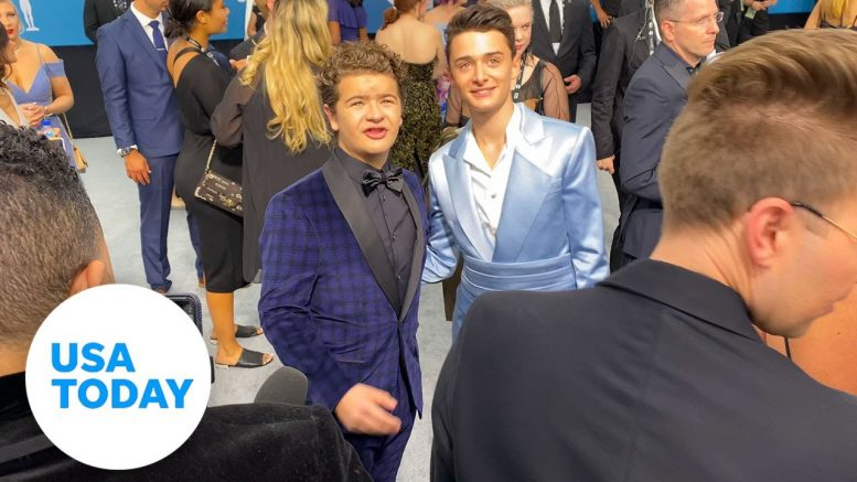 Best and worst dressed at the 2020 SAG awards | USA TODAY 1