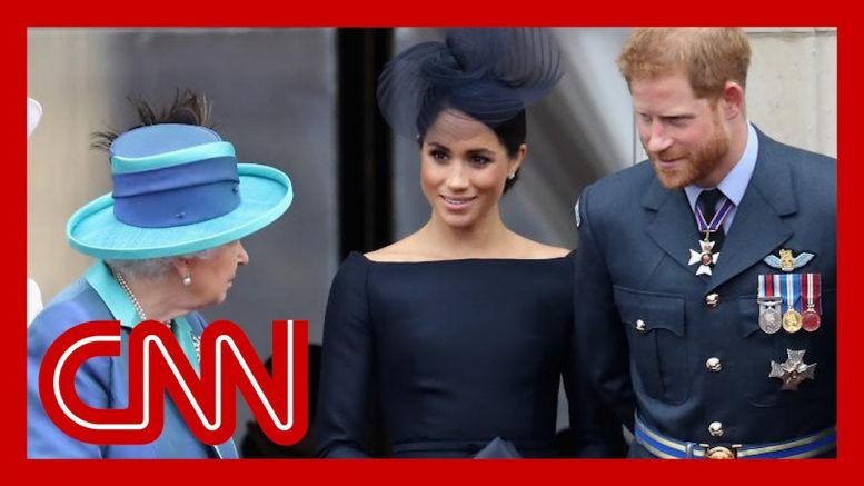 What the royal 'deal' will look like for Prince Harry and Meghan 1