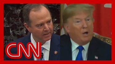 Adam Schiff uses Trump's words against him at impeachment trial 6