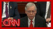 McConnell changes impeachment rule after GOP senators insist 5