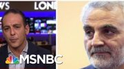 'Escalation'? US Airstrike Kills Iranian Commander - Day That Was | MSNBC 4