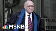 Experts Reject Alan Dershowitz's Claim Abuse Of Power Isn't Impeachable | The 11th Hour | MSNBC 2