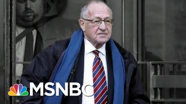 Experts Reject Alan Dershowitz's Claim Abuse Of Power Isn't Impeachable | The 11th Hour | MSNBC 10