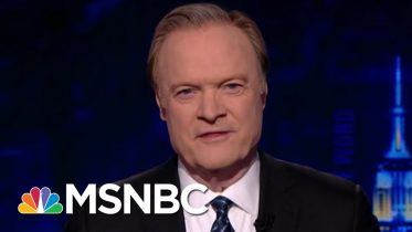 """Lawrence O'Donnell On """"High Crimes And Misdemeanors"""" 