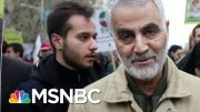 'Pouring Gasoline On A Smoldering Fire,' Says Admiral | Morning Joe | MSNBC 5