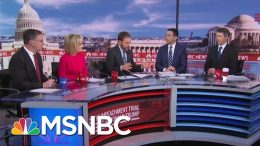 Ari Melber: The White House Defense Is In 'Dersh-Land' | MSNBC 4