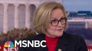 What It's Like On Senate Floor During Impeachment Trial: 'No Eating, No Drinking Caffeine' | MSNBC 4