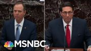 'Caught Bluffing': See Trump Trial Begin As GOP Sen. McConnell Backs Down On Rules | MSNBC 2