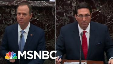 'Caught Bluffing': See Trump Trial Begin As GOP Sen. McConnell Backs Down On Rules | MSNBC 6