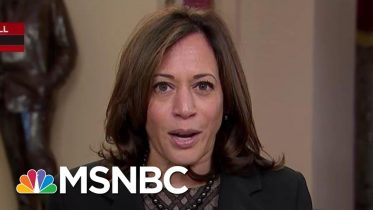 Sen. Harris: Republicans Are Bogging Down Trial By Handing Out Lies That Must Be Corrected | MSNBC 6