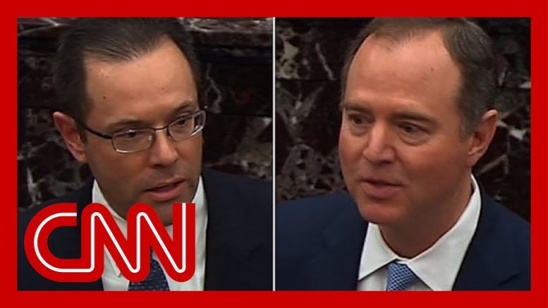 Schiff fires back at Trump lawyer over Ukraine aid freeze claim 1