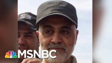 'The Most Seismic Event In The Middle East In The 21st Century' | Morning Joe | MSNBC 6
