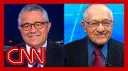 Toobin and Dershowitz examine impeachment arguments 4