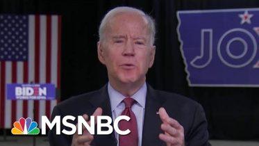 Joe Biden: Beau Walks With Me; I Know He's Part Of Me | Morning Joe | MSNBC 6