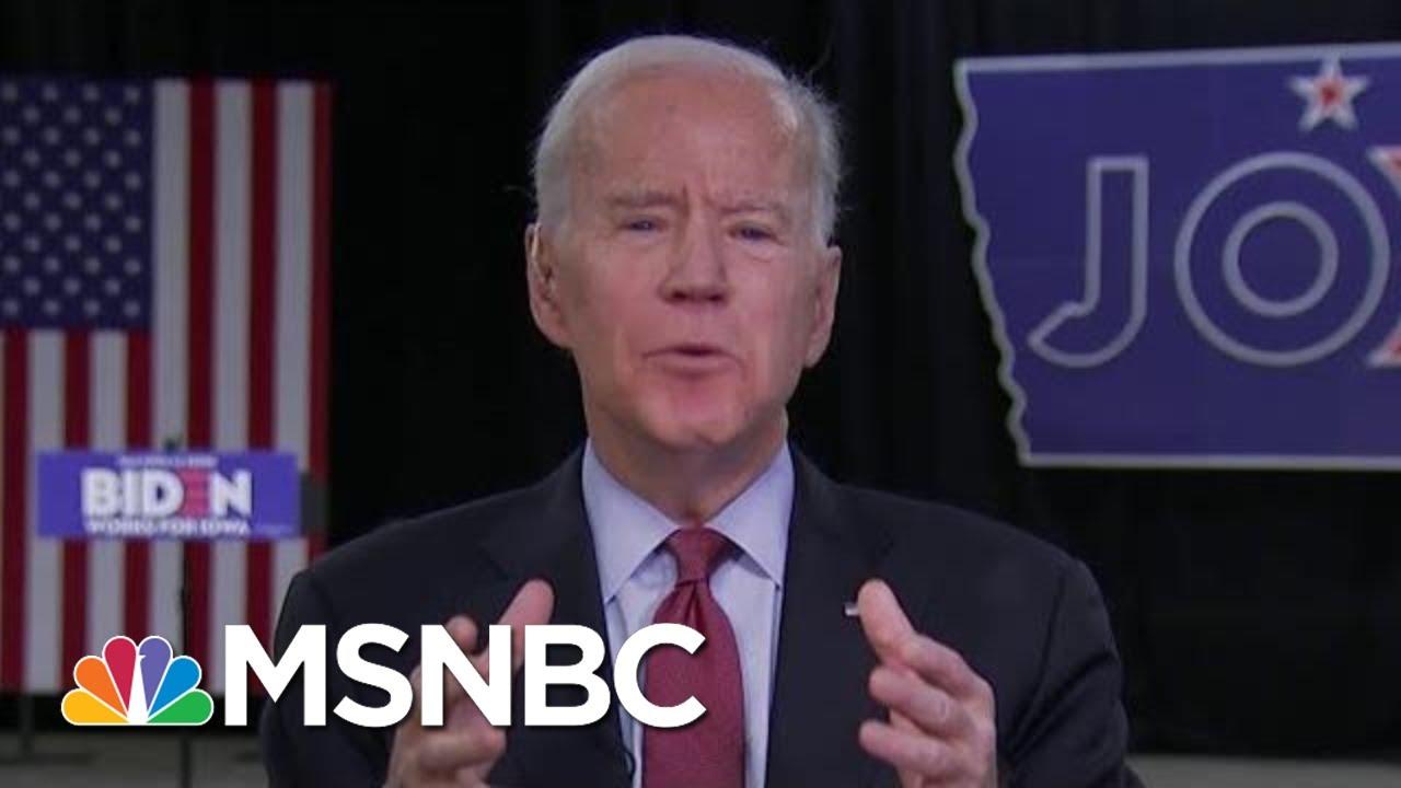 Joe Biden: Beau Walks With Me; I Know He's Part Of Me   Morning Joe   MSNBC 1