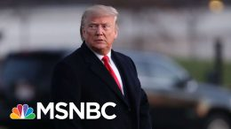 Marathon First Day Of Pres. Trump's Impeachment Trial Goes Past Midnight - Day That Was | MSNBC 6