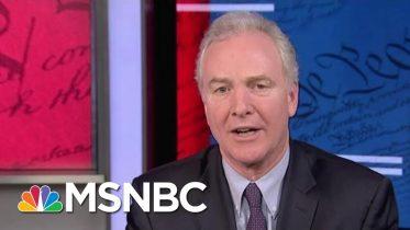 Sen. Chris Van Hollen: 'Hunter Biden Is A Total Sideshow' | MSNBC 3