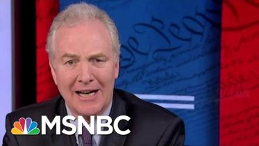 Sen. Van Hollen Says His Amendment To Resolve The Witness Debate Was Rejected Yesterday | MSNBC 10
