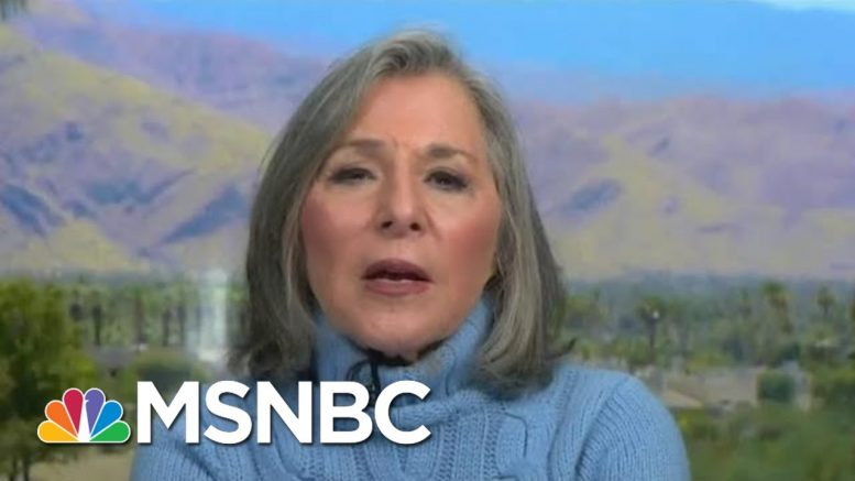 Barbara Boxer: GOP Unable To Defend Trump 'Because He Clearly Abused His Power' | MSNBC 1