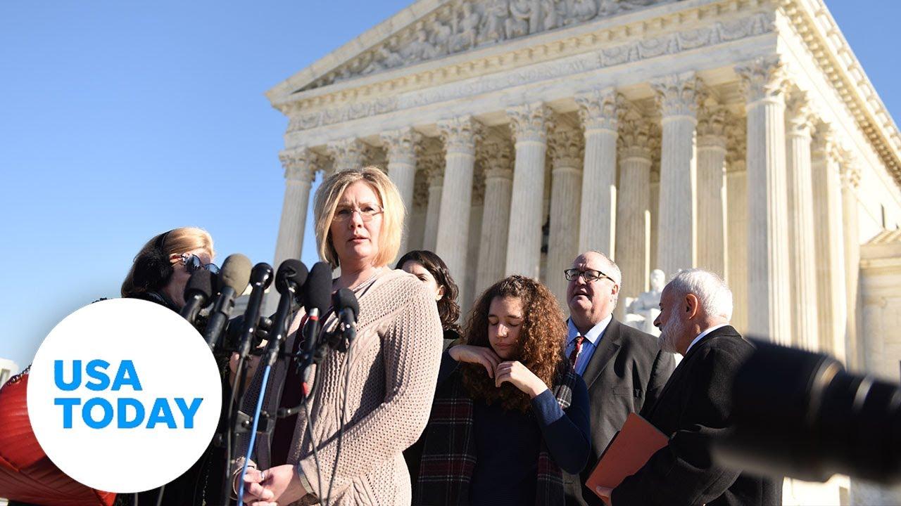 SCOTUS hears school choice case | USA TODAY 7