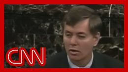 What happened when a Democrat played a clip of Lindsey Graham in 1999 7