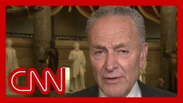 Chuck Schumer: Senators can work longer hours for fair trial 1