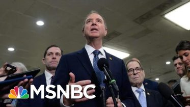 Did Schiff Change Any Republican Minds On First Day Of Arguments? | The 11th Hour | MSNBC 6