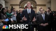 What We Learned On Day One Of Trump Impeachment Trial Arguments | The 11th Hour | MSNBC 3