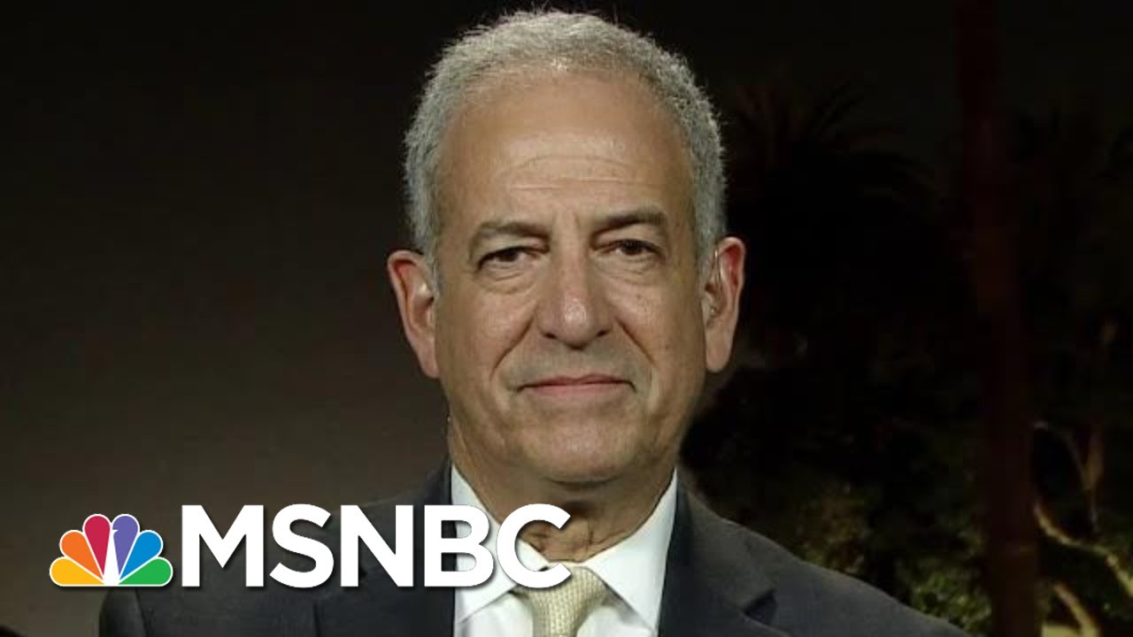 Russ Feingold: Nothing Will Stop Trump Unless The Senate Removes Him   The 11th Hour   MSNBC 1