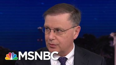 Impeachment Trial May Be Headed For A Classification Showdown | Rachel Maddow | MSNBC 6
