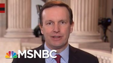 Sen. Chris Murphy: 'I Don't Support Bringing In Joe Biden Or Hunter Biden' | MSNBC 6