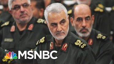 Trump Goes Where Two Previous Presidents Refused To Go: Killing Iranian General   Deadline   MSNBC 6